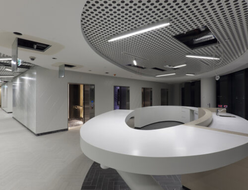 JP Morgan – Head Office Fitout, Sydney