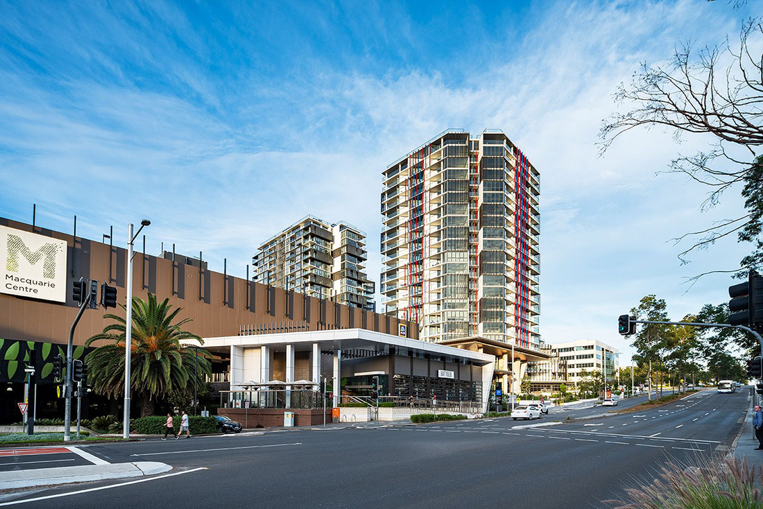 JQZ – Macquarie Park