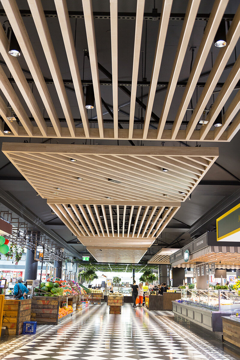 Westfield - Penrith Fresh Food Market Upgrade